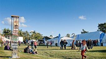 North Byron Events beachside venue for the BBWF