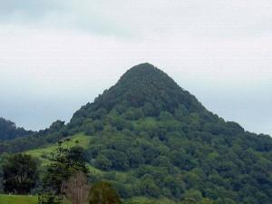 Mount Chincogan in Mullumbimby, NSW
