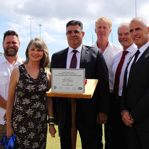 AFL Queensland comes to Byron Bay