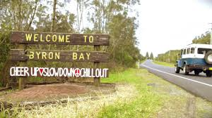Welcome to Byron Bay, NSW