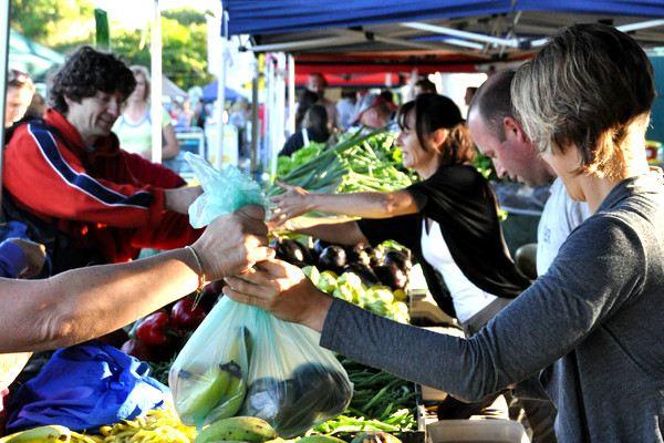 Farmers Markets around Byron Shire