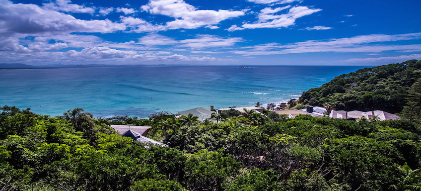 Wategos Beach Byron Bay